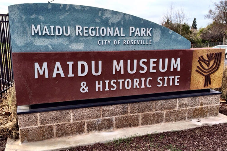 Tour of the Maidu Museum and Historic Site