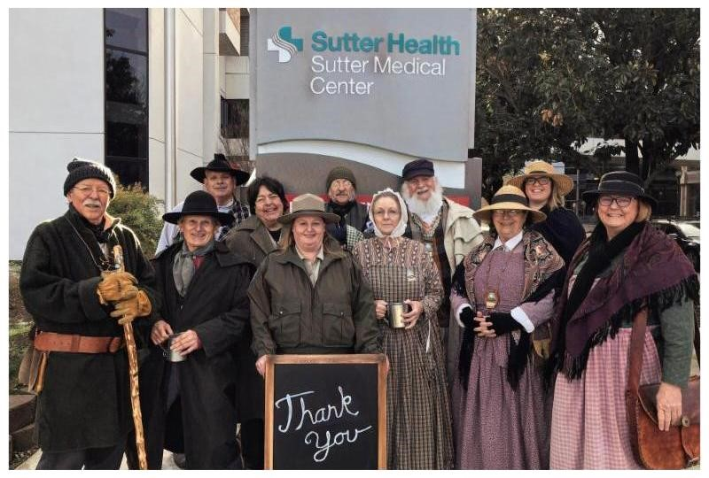 Sutter Health Continues Sponsorship