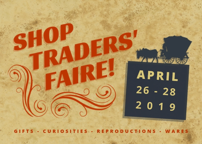 Shop Traders' Faire! – Day 3