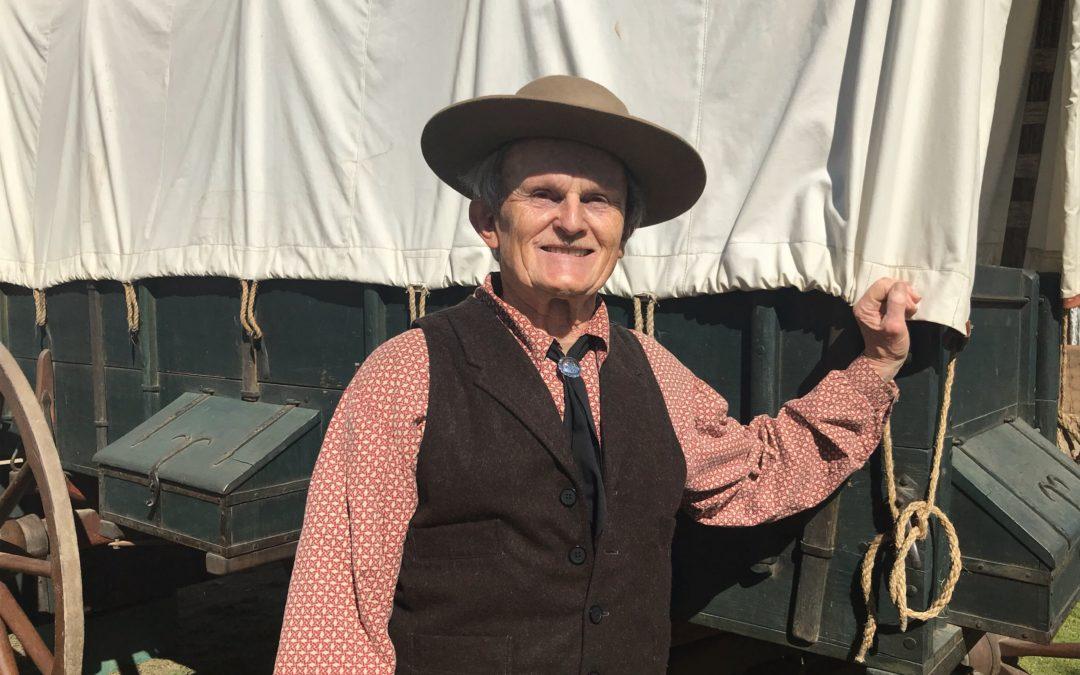 Docent Spotlight: Howdy Hoover