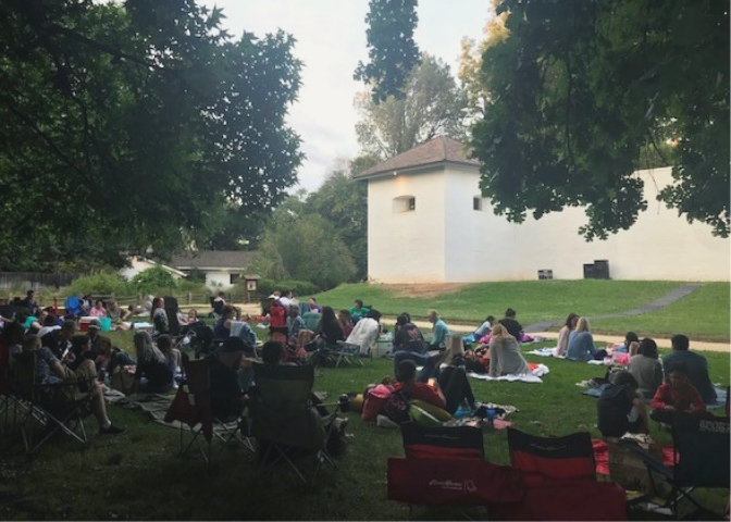 Gather: Movies at the Fort
