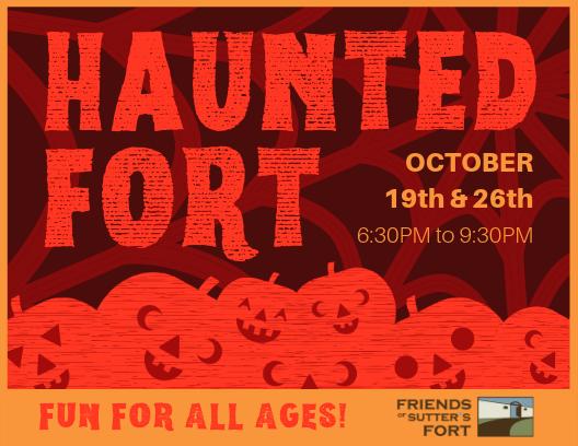 Haunted Fort 2019