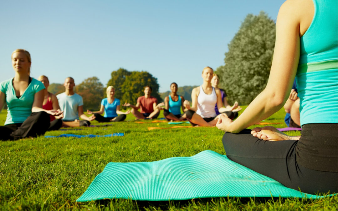 First Friday Fun Flow: Yoga at the Fort