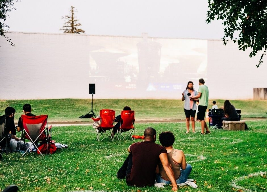 Movies at the Fort Ends Successful Summer Season